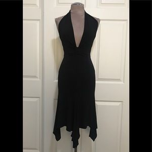 Boutique Halter Dress